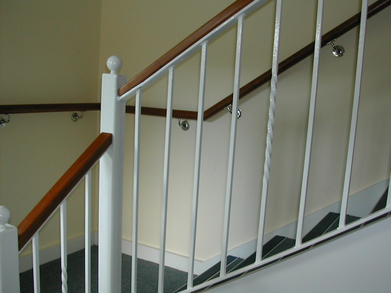 Internal Stair Handrail and Balustrade
